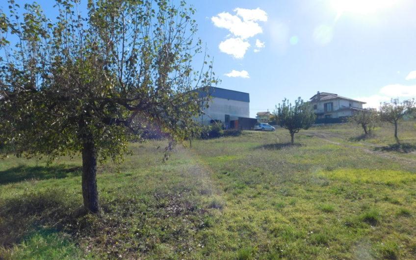 Casa indipendente ristrutturata con terreno e capannone