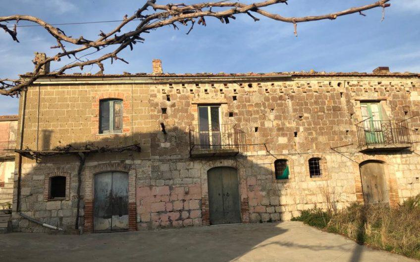 Casa indipendente con rustico in pietra e terreno